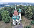Luftaufnahme2, Kapelle Letzenberg, Malsch, Germany.jpg