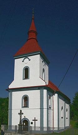 Lukačovce kościół 19.08.08 p.jpg