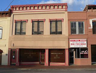 Lumberton Commercial Historic District