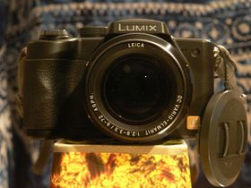 Image illustrative de l'article Panasonic Lumix DMC-FZ5