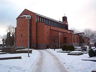 Lundby kapell - Folkungabygdens pastorat - Svenska kyrkan