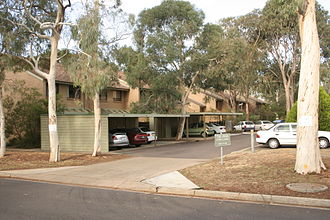 Lyneham, Australian Capital Territory - Image: Lyneham, the Pines