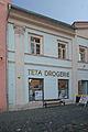 Městský dům (Úštěk), Vnitřní Město, Mírové náměstí 50 a 51.JPG