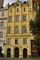 Městský dům - býv. vodní mlýn Bouda (Staré Město), Praha 1, Novotného lávka 11, Staré Město.jpg