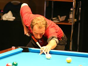 2008 Mosconi Cup - Image: MC2008 M06 009 Earl Strickland