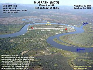 McGrath Army Airbase