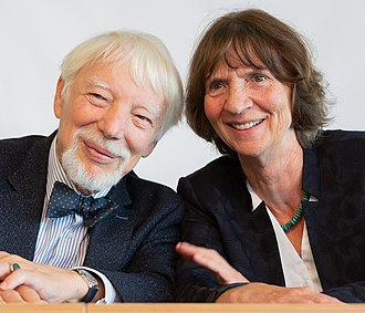 Peace Prize of the German Book Trade - Aleida and Jan Assmann, 2018