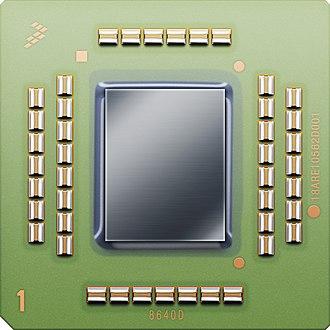PowerPC e600 - Image: MPC8640D