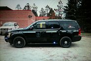 MP Unmarked Patrol SUV(Chevrolet Tahoe)