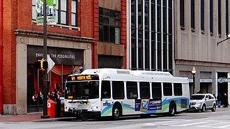 Route 64 (MTA Maryland) - Image: MTA 10033 64