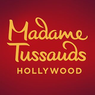 Madame Tussauds Hollywood wax museum in Hollywood, California