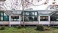 MTI-Hörsaalgebäude, Gebäude 44b, Uniklinik Köln, Joseph-Stelzmann-Straße 50, Ansicht von der Bardenheuerstraße-7259.jpg