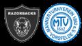 MTV Vorsfelde Handball Razorbacks Logo.png