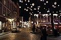 Maastricht, kerstverlichting 2014, Onze-Lieve-Vrouweplein06.JPG