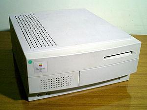 Macintosh IIvi - A Macintosh IIvi
