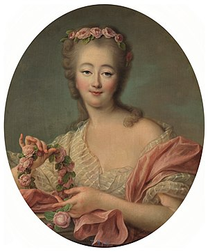 Madame du Barry - Madame du Barry, by François-Hubert Drouais