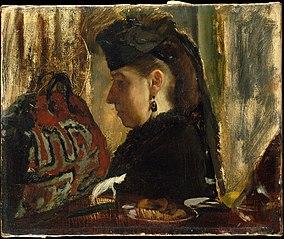 Mademoiselle Marie Dihau (1843–1935)