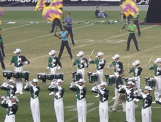 Drum Corps International - The Madison Scouts, a DCI World Class corps and two-time World Champion