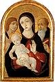 Madonna col bambino SS Sebastian e Antonio 1475-80 San Leonardo, Montefollonico.jpg