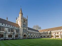 Magdalen College, Oxford - Wikipedia
