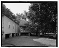 Magnolia Plantation, Overseer's House, LA Route 119, Natchitoches, Natchitoches Parish, LA HABS LA,35-NATCH.V,2-C-6.tif