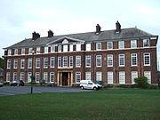 Main Building Sutton Bonington 2011