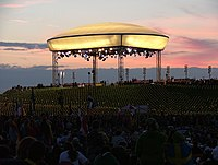Main Stage in Marienfeld WYD 2005, Germany - panoramio.jpg