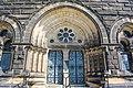 Main entrance - Garfield Monument - Lake View Cemetery - 2015-04-04 (21580582740).jpg