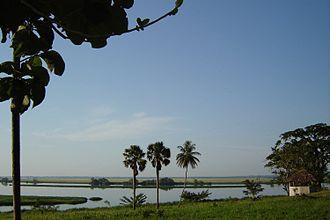 Bandundu Province - Lake Maï Ndombe