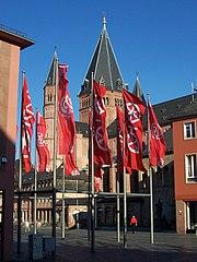 Mainz-flags