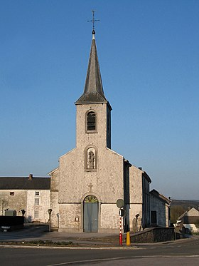 L'église Saint-Hadelin (1855-1856)