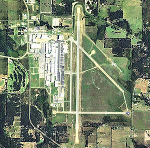 Majors Airport - 2008 USGS airphoto