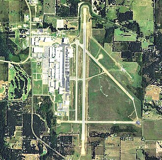 Majors Airport - 2008 USGS airphoto