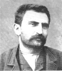 Errico Malatesta por la época en que vivió en Argentina.
