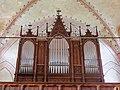 Malchow Orgelmuseum Klosterkirche Frieseorgel.jpg
