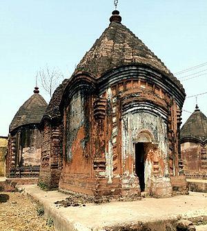 Dumka - Image: Maluti Temple