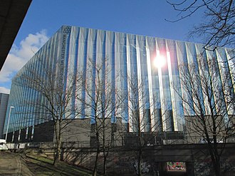 Manchester Metropolitan University - Manchester Metropolitan University Business School
