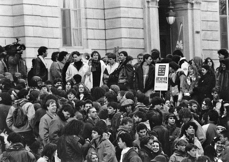 File:Manifestation à Québec contre le dégel des frais de scolarité 5.jpg