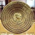 Manises, piatto in maiolica lustrata, 1450-1500 ca. 01.jpg