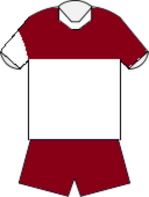1997 ARL season - Image: Manly home jersey 1993