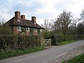 Manor Farm Cottages, Manor Lane - geograph.org.uk - 1805377.jpg