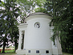 Manor of Kraszewski family in Romanów – Chapel - 04.jpg
