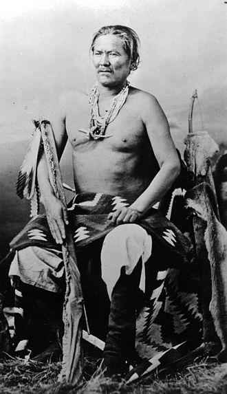 Navajo - Chief Manuelito