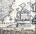 Map Of Spain, 1690, by Nicolaes Visscher (cropped detail).jpg