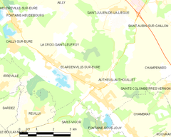 Map commune FR insee code 27211.png