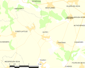 Map commune FR insee code 27308.png