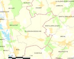 Map commune FR insee code 27696.png