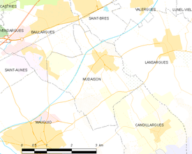 Map commune FR insee code 34176.png