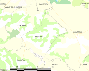 Map commune FR insee code 40198.png