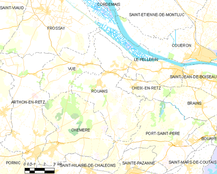 File:Map commune FR insee code 44145.png
